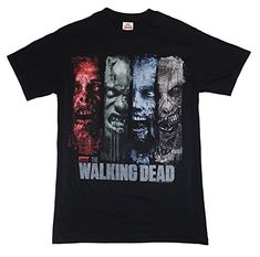 The Walking Dead Zombies Pane Licensed Graphic T-Shirt Small @ niftywarehouse.com #NiftyWarehouse #Geek #Horror #Scary #Halloween