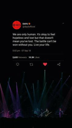Uploaded by alien. Find images and videos about black, text and wallpaper on We Heart It - the app to get lost in what you love. Bts Quotes, Tweet Quotes, Twitter Quotes, Instagram Quotes, Mood Quotes, Positive Quotes, Song Lyric Quotes, Life Quotes Wallpaper, Song Lyrics Wallpaper