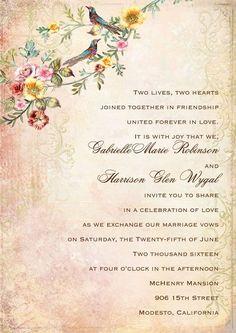 Brides: A Guide to Wedding Invitation Wording Etiquette #weddinginvitationwording