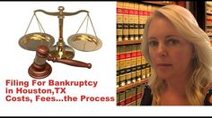 Bankruptcy Attorney Houston - Costs, Fees, Filing 832-975-0366