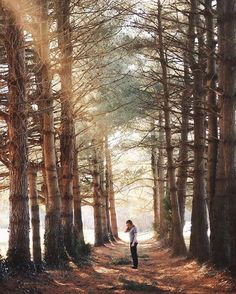 The path we dream of as kids || Captured by @beccaguevara #LensDistortions