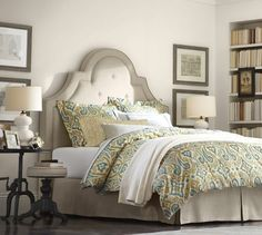 Phillipa Ikat Duvet Cover & Sham | Pottery Barn