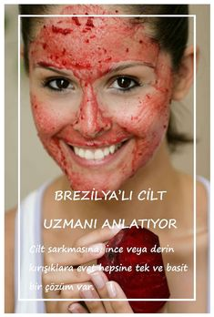 Hem pratik hem de etkili C Vitamini Maskesi Hautpflege Brezilyalı Estetisyenden C Vitamin Maskesi Pore Mask, Skin Mask, Natural Skin Care, Natural Health, Beauty Secrets, Beauty Hacks, Vitamin C Mask, Sephora, Skin Specialist