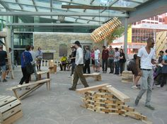 Be sure to register for the 12th annual MADE Street Furniture Competition, happening June 22, from 10 a.m to 6 p.m. on Churchill Square.