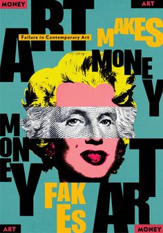 Art makes money, money fakes art- Geray Gençer