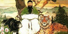 Kore'nin yaratılış destanı 'Hwain' isminde bir tanrı cenneti yönetiyordu. Bu tanrının 'Hwanung' adında bir oğlu vardı.