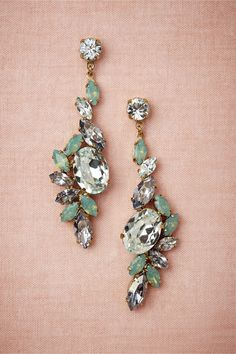 Skyfall Earrings in Bride Bridal Jewelry at BHLDN
