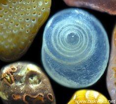 Zand onder de microscoop