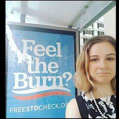 Julie Borowski. Feel the BURN? #Libertarian