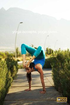 Yoga updown