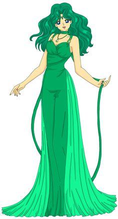 Princess of Neptune by Sailor-Serenity.deviantart.com on @deviantART