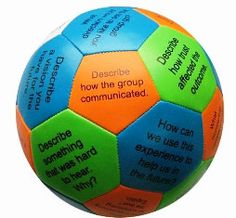 debriefing therapy ball