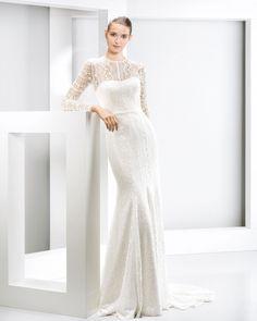 #6016 Nanda Devi Collection -  2016  Vestidos de novia - Jesús Peiró  Wedding…