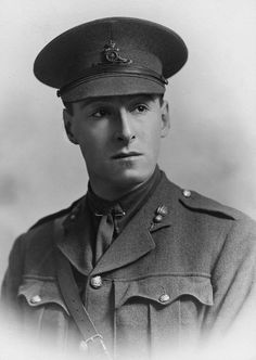 """Maj. Guy Horsman Bailey MC. Royal Horse Artillery Commanding """"L"""" Bty. 15th Bde. Educated Holyrood School, Bognor + Oxford Univ. KIA near Sailly-Saillisel 28.2.1917 aged 25. Buried Guards Cemetery, Combles. Grave Ref: I. D.1. Son of Col. Edward Horsman Bailey, VD, TD and Jane Bailey, of Foxholes, Kingham, Oxon. Also mentioned on the War Memorial outside St Leonard's Church, Bledington."""