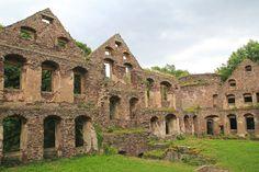 Swiny or Swina castle poland