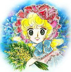"Art from ""Lady Georgie"" series by manga artist Yumiko Igarashi."