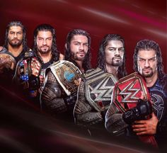 Roman Reigns former Tag Team Champion, US Champion, IC Champion, WWE Champion & Universal Champion Wwe Roman Reigns, Roman Reigns Wwe Champion, Roman Reigns Family, Wwe Superstar Roman Reigns, Wwe Lucha, Roman Regins, Roman Art, Roman Reigns Dean Ambrose, Wwe Pictures