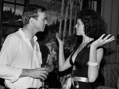 William Hurt and Sigourney Weaver, New York, 1984 (AP Photo/Kaye)