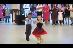 ★ Fiery Red ★ Two kids show their amazing dance skills at wedding party. [VIDEO]  https://www.facebook.com/video.php?v=1060062860676739&set=vb.776792315670463&type=2&theater