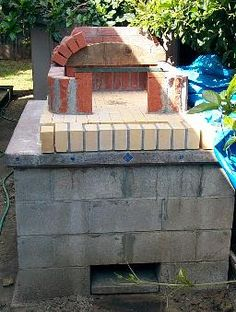 Brian's Brick Oven Folly