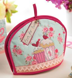 Perk up your pad with chintzy prints and creative stitching