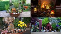 4 Fall Fairy Gardens That Will Get You in the Mood!
