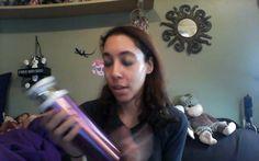 LifeSky 1130 Purple coffee travel mug at amazon.com