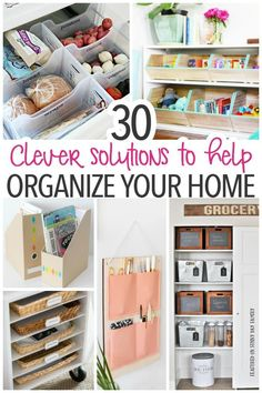 Organize your entire