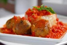 Finally, low protein and veggie meatballs that taste as good as they look. Love these.