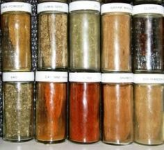 "Homemade Cajun Seasoning, Old Bay-Style Seasoning, Seasoned Salt, Homemade ""Spike""-Style Herbal Salt"