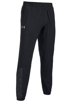 Under Armour - tepláky STORM1 PRINTED PANT black