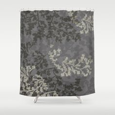 I see Trees Shower Curtain by Simi Design - $68.00