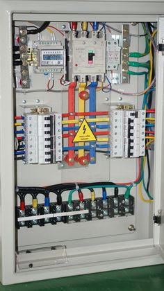 Distribution board wiring diagram electrical work wiring diagram wiring of distribution board wiring diagram with dp mcb and sp mcbs rh pinterest com distribution asfbconference2016 Gallery