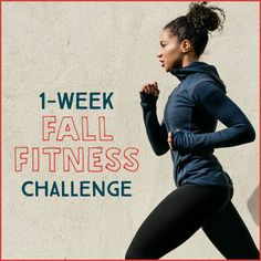 "Ready to hit ""restart"" on your fitness this fall? We've got a week-long challenge full of workouts and advice to help get you back in the saddle."