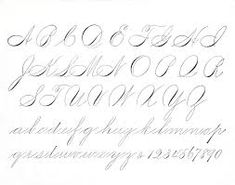 Photograph-Alphabet penmanship calligraphy Photo Print expertly made in the US. - Photograph-Alphabet penmanship calligraphy Photo Print expertly made in the US… Photograph-Alphabet penmanship calligraphy Photo Print expertly made in the USA Calligraphy Worksheet, Calligraphy Tutorial, Copperplate Calligraphy, Calligraphy Practice, Calligraphy Handwriting, Calligraphy Letters, Penmanship, Lettering Tutorial, Islamic Calligraphy