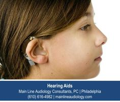 http://mainlineaudiology.com/hearing-aids.php – It is vitally important that hearing loss in children is detected early so that they don't miss out on classroom learning. Even if the hearing loss is in a single ear it can greatly hinder learning. We are pleased to fit children in Philadelphia with the hearing aids they need at Main Line Audiology Consultants, PC.