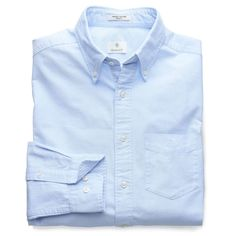 """As the original shirtmakers since 1949, the GANT Diamond G Perfect Oxford Shirt is a true emblem of our rich shirtmaking heritage. In fact, the discreetly embroidered """"G"""" on the chest pocket stands for the epitome of quality, a design detail that's synonymous with GANT. Purposely sewn with a few stitches per inch to create that slightly rougher surface with a remarkable soft hand feel, it features a button-down collar to give you that """"perfect roll"""" and an effortless regular fit, making it…"""