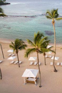 This resort is hidden on a quiet slice of the Dominican's La Romana coastline. Casa de Campo Resort and Villas (La Romana, Dominican Republic) - Jetsetter