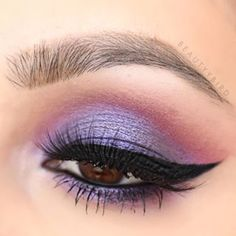 New Tutorial is up on my channel! It's using @urbandecaycosmetics Vice 4 Palette! ✨ For this look I used the shadows Bitter, Beat Down & 1985 @makeupgeekcosmetics ice queen to highlight @elfcosmetics gel liner @urbandecaycosmetics perversion mascara and eyeliner @lashesbylena Dana from Syn City Collection @anastasiabeverlyhills brow wiz in soft brown