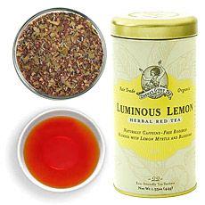 Precious Lemon Rooibos gypsy tea