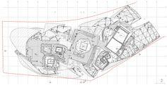 Sixth Floor Plan: FLV, Gehry