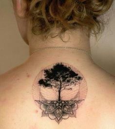 66 trendy ideas for geometric tree tattoo mandalas 66 trendy ideas for geometric tree tattoo mandala Music Tattoos, Arrow Tattoos, Feather Tattoos, New Tattoos, Body Art Tattoos, Tattoos For Guys, Tattoos For Women, Tattos, Piercing Tattoo