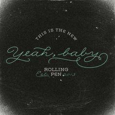 Rolling Pen. by Ale Paul, via Behance