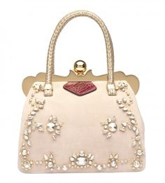 DECIDEDLY CLASSY (Miu Miu, limited edition #handbags collection, SS 2012)