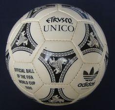 Balón oficial del Mundial de Italia de 1990