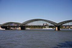 Hohenzollernbrücke, Cologne