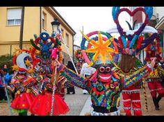 Festa da Androlla e o Entroido de Viana do Bolo