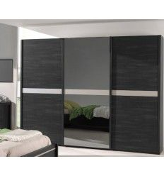 Armoire portes coulissantes subito products and armoires - Armoire coulissante 3 portes ...
