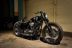 Harley FXR - Rawcal Speed Shop - Inazuma Cafe Racer