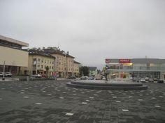 Dr. Ante Starčević Square, Gospic,Croatia